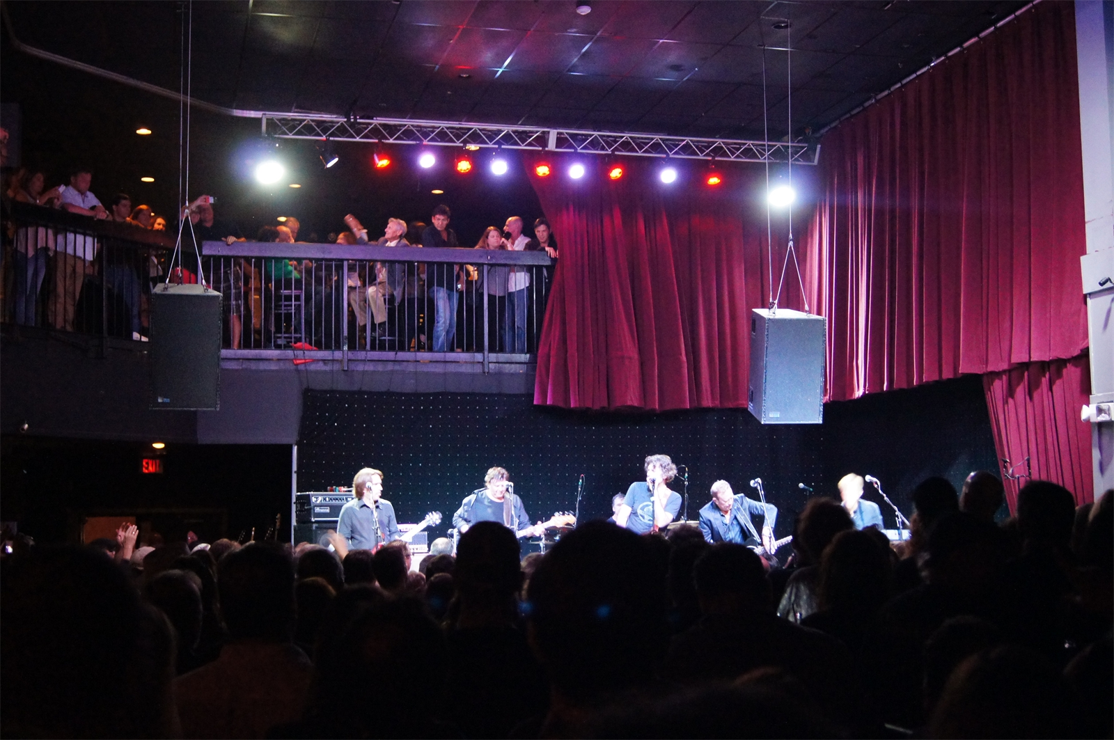 The Hooters Reunion, Ardmore Music Hall, Ardmore PA