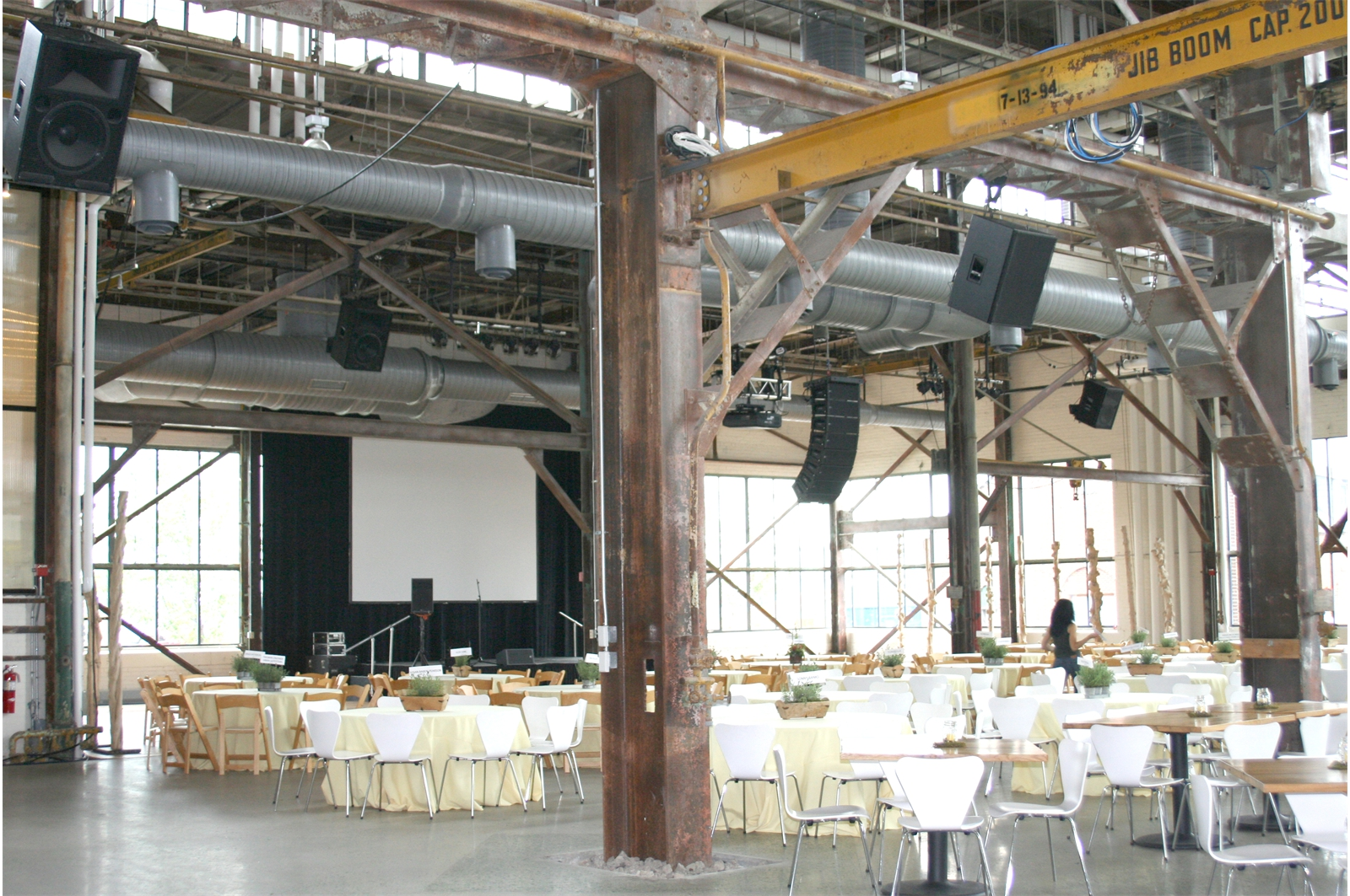 Corporate Event; Philadelphia, PA.