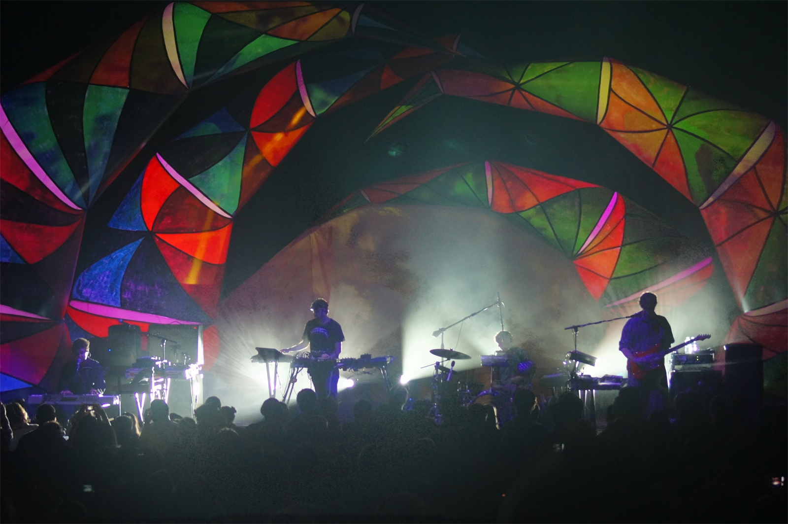 Animal Collective - Mann Center; Philadelphia, PA.